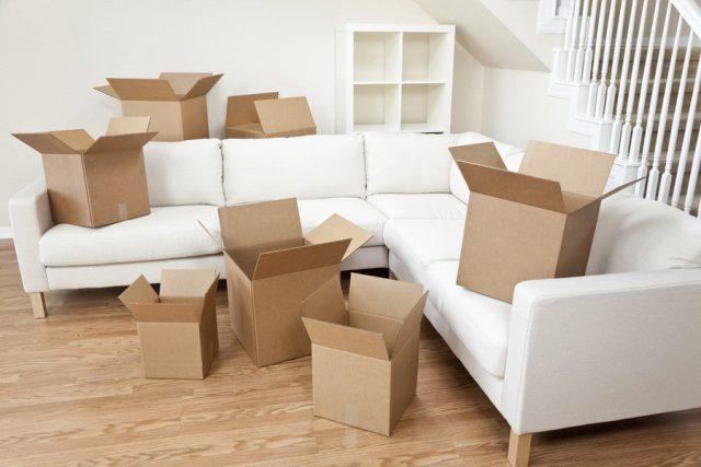 Mudança residencial: o que fazer com as embalagens após se mudar?