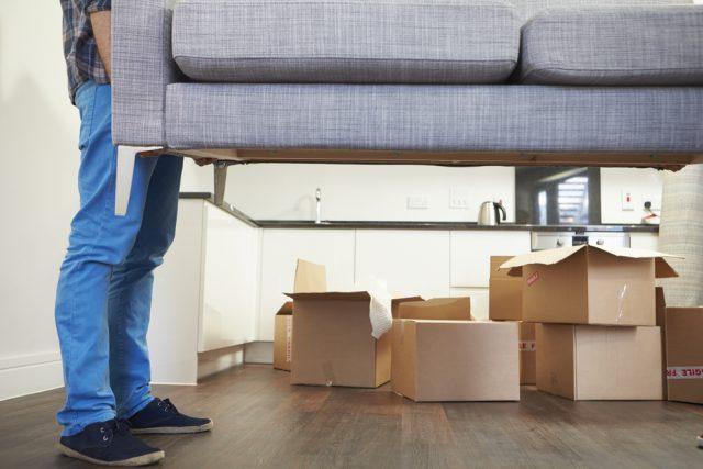Mudança comercial: cuidados com a remoção de móveis