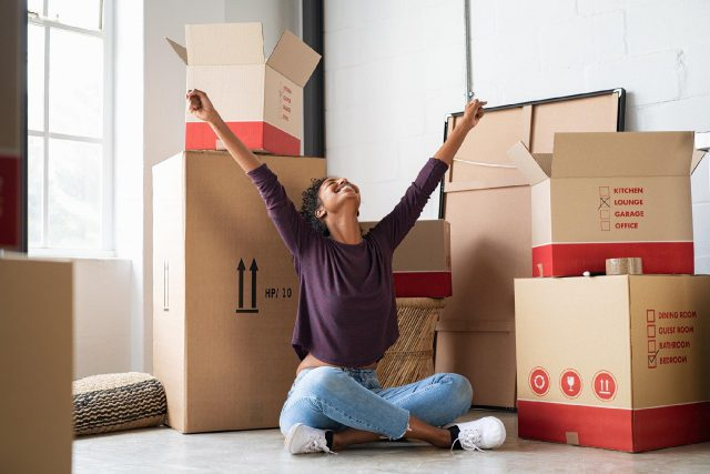 Mudança residencial: precisa de rapidez? Saiba como agir