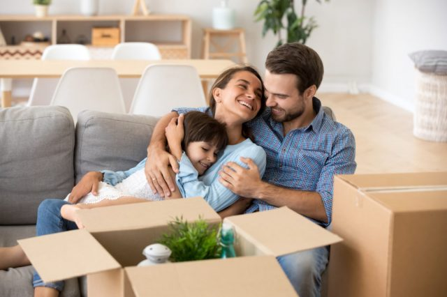 Mudanças residenciais: como se organizar na casa nova